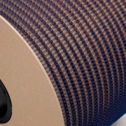 Wire-o para Encadernação 2x1 BOBINA Azul 1'' (25,4mm) para 200 Folhas – Com 4.500 Anéis